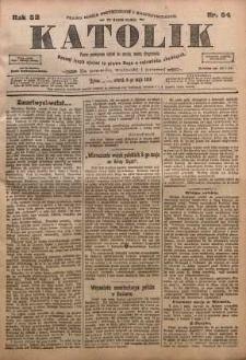 Katolik, 1919, R. 52, nr 54