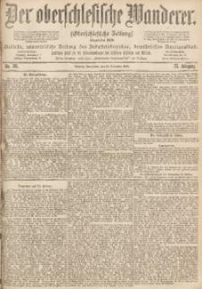 Der Oberschlesische Wanderer, 1900, Jg. 73, Nr. 261