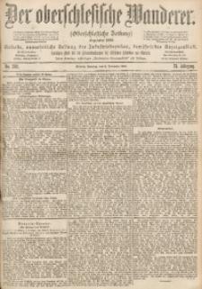 Der Oberschlesische Wanderer, 1900, Jg. 73, Nr. 262