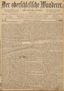 Der Oberschlesische Wanderer, 1899, Jg. 72, Nr. 224