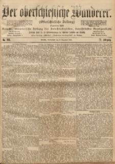 Der Oberschlesische Wanderer, 1899, Jg. 72, Nr. 263