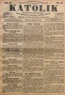 Katolik, 1919, R. 52, nr 81