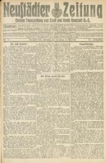 Neustädter Zeitung, 1914, Jg. 25, Nr. 111