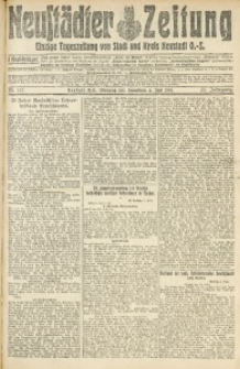 Neustädter Zeitung, 1914, Jg. 25, Nr. 127