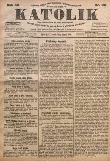 Katolik, 1919, R. 52, nr 96