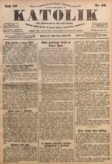 Katolik, 1919, R. 52, nr 98
