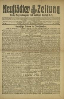 Neustädter Zeitung, 1921, Jg. 32, Nr. 71