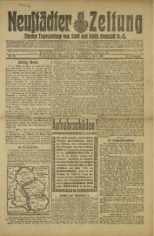 Neustädter Zeitung, 1921, Jg. 32, Nr. 75