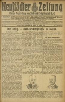 Neustädter Zeitung, 1915, Jg. 25 [właśc. 26], Nr. 11