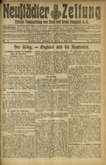 Neustädter Zeitung, 1915, Jg. 25 [właśc. 26], Nr. 52