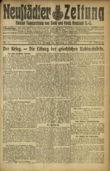 Neustädter Zeitung, 1915, Jg. 25 [właśc. 26], Nr. 57