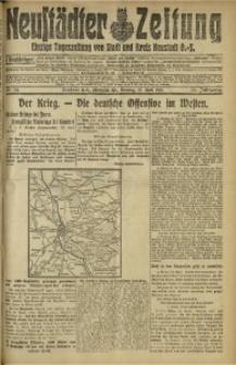 Neustädter Zeitung, 1915, Jg. 25 [właśc. 26], Nr. 94