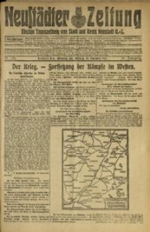 Neustädter Zeitung, 1915, Jg. 25 [właśc. 26], Nr. 223