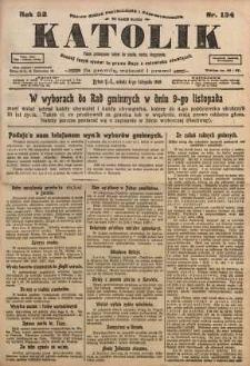 Katolik, 1919, R. 52, nr 134