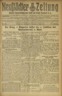 Neustädter Zeitung, 1915, Jg. 26, Nr. 236