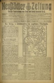 Neustädter Zeitung, 1915, Jg. 26, Nr. 267