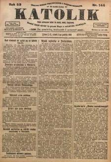 Katolik, 1919, R. 52, nr 144