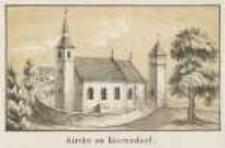 Kirche zu Eisersdorf