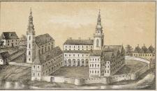 Kirche und Schloss zu Mittelwalde