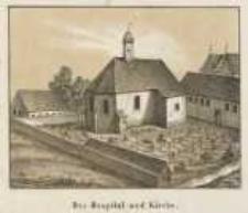 Das Hospital und Kirche