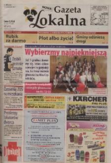 Nowa Gazeta Lokalna 2007, nr 45 (436).