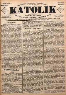 Katolik, 1891, R. 24, nr 44