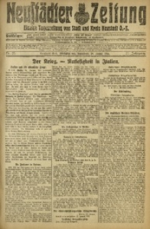 Neustädter Zeitung, 1916, Jg. 27, Nr. 23