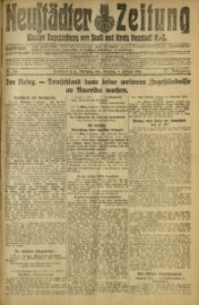 Neustädter Zeitung, 1916, Jg. 27, Nr. 30