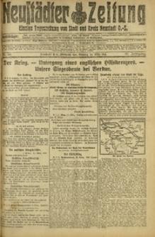 Neustädter Zeitung, 1916, Jg. 27, Nr. 60