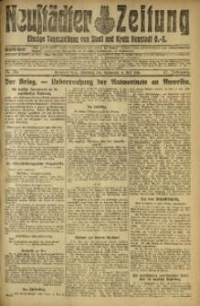 Neustädter Zeitung, 1916, Jg. 27, Nr. 103