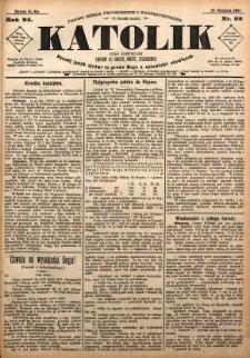 Katolik, 1891, R. 24, nr 68