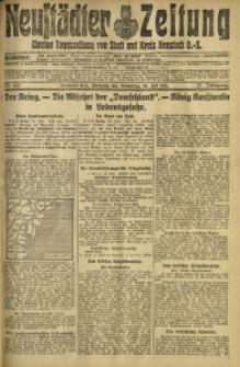 Neustädter Zeitung, 1916, Jg. 27, Nr. 163