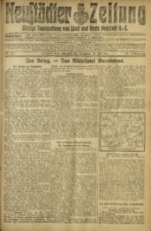 Neustädter Zeitung, 1916, Jg. 27, Nr. 171