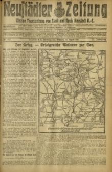 Neustädter Zeitung, 1916, Jg. 27, Nr. 192