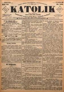 Katolik, 1891, R. 24, nr 100
