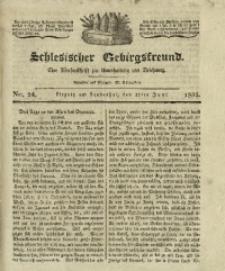 Schlesischer Gebirgsfreund, 1835, No. 24