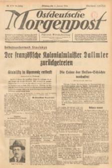 Ostdeutsche Morgenpost, 1934, Jg. 16, Nr. 8