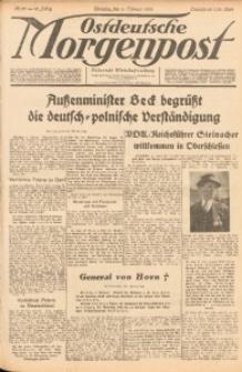 Ostdeutsche Morgenpost, 1934, Jg. 16, Nr. 36