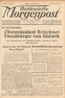Ostdeutsche Morgenpost, 1934, Jg. 16, Nr. 80