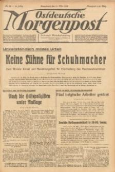 Ostdeutsche Morgenpost, 1934, Jg. 16, Nr. 85