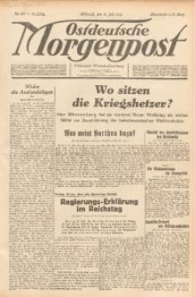 Ostdeutsche Morgenpost, 1934, Jg. 16, Nr. 185