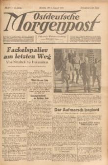 Ostdeutsche Morgenpost, 1934, Jg. 16, Nr. 211
