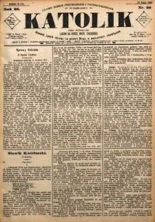 Katolik, 1892, R. 25, nr 38