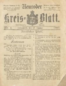 Neuroder Kreis-Blatt, 1897, Jg. 43, Nr. 4