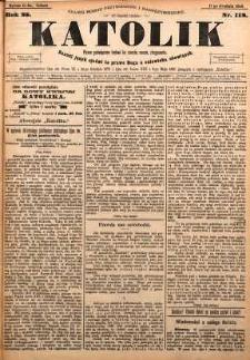 Katolik, 1892, R. 25, nr 112