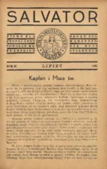 Salvator, 1935, R. 2, lipiec