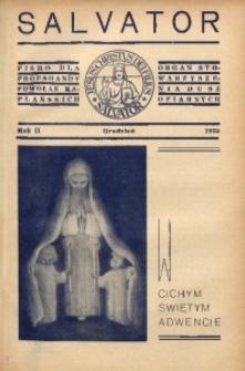 Salvator, 1935, R. 2, grudzień