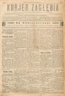 Kurjer Zagłębia, 1910, R. 3, no 2