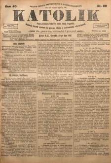 Katolik, 1907, R. 40, nr 89