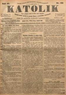 Katolik, 1907, R. 40, nr 100
